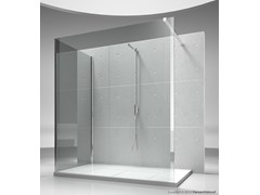 - Custom crystal shower cabin SK-IN S2+SK - VISMARAVETRO