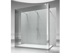 - Custom crystal shower cabin SK-IN SZ+SB+SZ - VISMARAVETRO