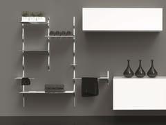 Sistema boiserie modulare per bagnoSKYLINE BAGNO - COSMA