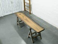 Piano per tavoli in querciaSLAB 103/15 - EDWOOD