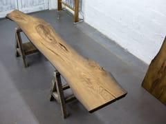 Piano per tavoli in legnoSLAB 108B/15 - EDWOOD
