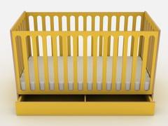 - Multi-layer wood cradle / cot SLEEP - dearkids