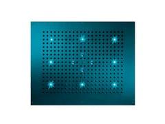 - Built-in rain shower for chromotherapy SLIDE | Overhead shower for chromotherapy - rvb