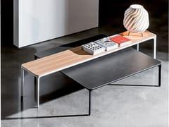 - Coffee table SLIM H. 46 - SOVET ITALIA