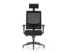 - Executive chair with 5-spoke base with armrests SMART | Executive chair - D.M.