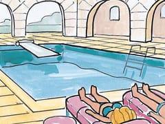 Smalto protettivo per calcestruzzo per piscine intonacateSMERALD PISCINE - AZICHEM