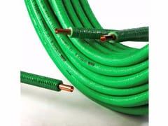 Tubo di rame presiolato rete idrica e impianto riscaldamentoSMISOL® 8 - SERRAVALLE COPPER TUBES