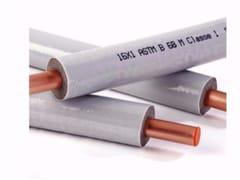 Tubo di rame preisolato per impianto di refrigerazioneSMISOL® Frio - SERRAVALLE COPPER TUBES
