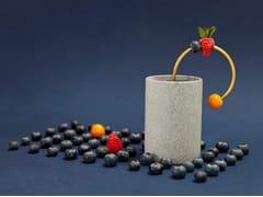 Bicchiere da cocktail in steatiteSOAPSTONE GEOMETRY | Bicchiere - VIJ5