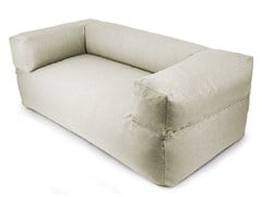 - 2 seater fabric garden sofa SOFA MOOG HOME - Pusku pusku