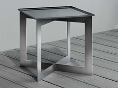 - Square steel coffee table SOFT | Square coffee table - RIFRA