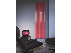 - Vertical wall-mounted radiator SOHO | Vertical radiator - Tubes Radiatori