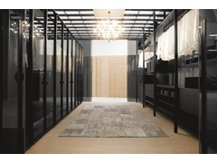 - Walk-in wardrobe SOLO | Walk-in wardrobe - ALBED by Delmonte