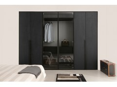 - Wooden walk-in wardrobe SOLO | Walk-in wardrobe - ALBED by Delmonte