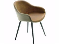 - Upholstered easy chair SONNY PB - Midj