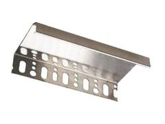 Profilo indeformabile in alluminioSOTTODAVANZALE - IDA