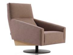 - Fabric armchair SOUL | Armchair - SANCAL