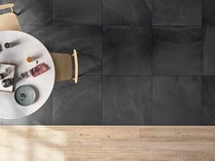 Pavimento/rivestimento in gres porcellanato effetto pietraSPACES BOARD - CERAMICA FONDOVALLE