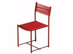 - Steel and PVC chair SPAGHETTI XS - 112 - Alias