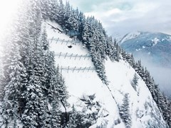 Rete di protezione contro le valangheSPIDER® Avalanche - GEOBRUGG ITALIA