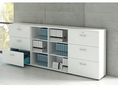 - Filing cabinet with lock STANDARD | Filing cabinet - MDD