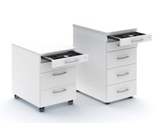 - Office drawer unit with casters STANDARD | Office drawer unit - MDD