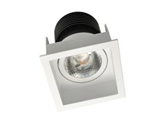 - Faretto a LED quadrato in alluminio da incasso STAP - LED BCN Lighting Solutions