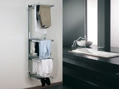 - Swivel electric towel warmer STENDY ELECTRIC PLUS - DELTACALOR