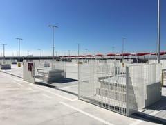 - Grating fence STEROPE® - NUOVA DEFIM