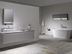 - Bathroom furniture set STRATO 01 - INBANI