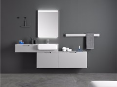 - Bathroom furniture set STRATO 04 - INBANI