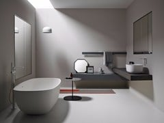 - Bathroom furniture set STRATO 09 - INBANI