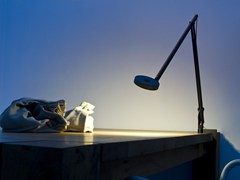 - LED aluminium desk lamp S - Rotaliana