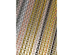 Tenda a fili in alluminioSTRIPES - KRISKADECOR