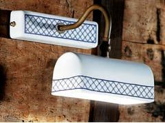- Ceramic wall lamp with fixed arm STUDIO | Ceramic wall lamp - Aldo Bernardi