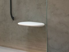 - Folding shower Seat STYLE ECLYPSE - EVER by Thermomat Saniline