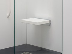 - Folding shower Seat STYLE - EVER by Thermomat Saniline