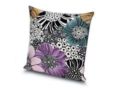 - Square fabric cushion SULAWESI | Cushion - MissoniHome