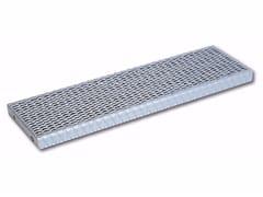 Gradino in acciaioSUPERFILS - FILS