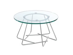 - Glass coffee table SUSU | Glass coffee table - Caimi Brevetti