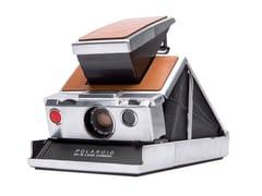 Fotocamera istantaneaSX-70™ CAMERA SILVER-BROWN - POLAROID ORIGINALS®