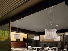 - LED pendant lamp SYRA 45 - BOVER Il. Luminació & Mobiliario