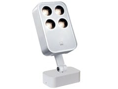- Die cast aluminium Outdoor floodlight Siri 2.1 - L&L Luce&Light