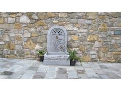 Fontanella in pietra naturaleFontanella 1 - GARDEN HOUSE LAZZERINI