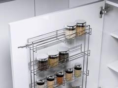 Accessorio interno per la cucina in acciaioAdattatore portaspezie - WÜRTH