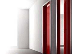 - Hinged flush-fitting wooden door SUITE 300 - Interno Doors