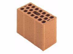 Blocco da muratura in laterizio / Blocco per tamponamento in laterizioSuper 12x25x19 - WIENERBERGER