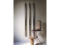 - Vertical wall-mounted decorative radiator T.B.T. | Vertical decorative radiator - Tubes Radiatori
