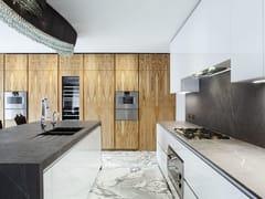 - Kitchen with island T30 | Natural stone kitchen - TM Italia Cucine