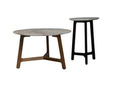 Tavolino rotondoTABLES MARAIS | Tavolino rotondo - BUROV